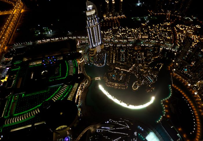 Dubai at Night (13 pics)