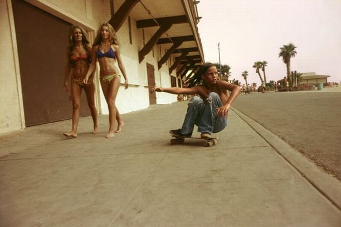 The Skaters of 70s (25 pics)