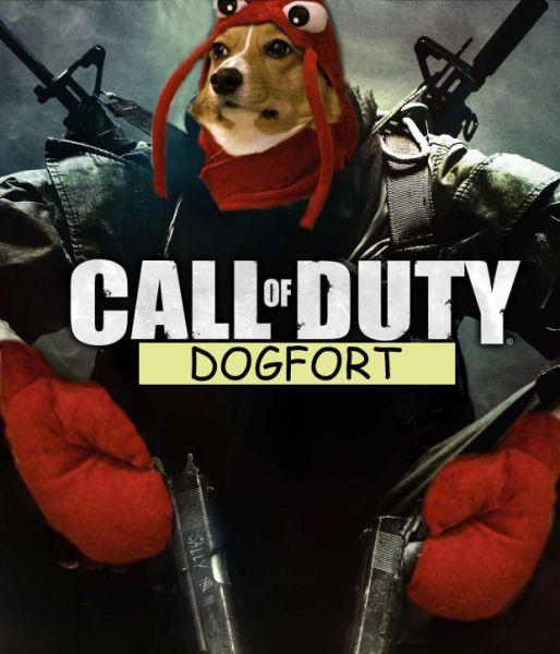 Dog Fort Comics (18 pics)
