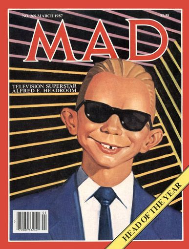 The Best Covers of Mad Magazine (60 pics)