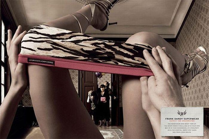Sex in Advertising. Part 2 (31 pics)