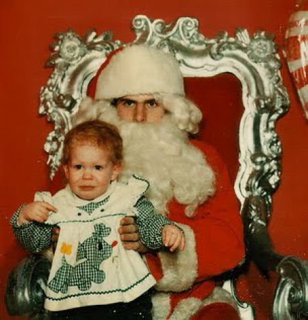 Scary Santas (20 pics)