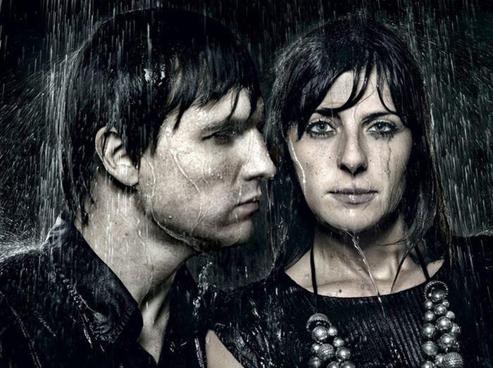 Stunning Raining Portraits (12 pics)