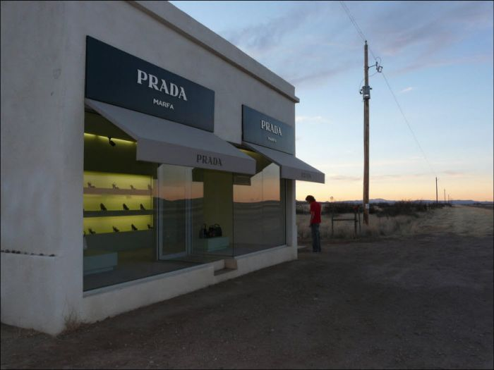 Little Prada In Texas (11 pics)