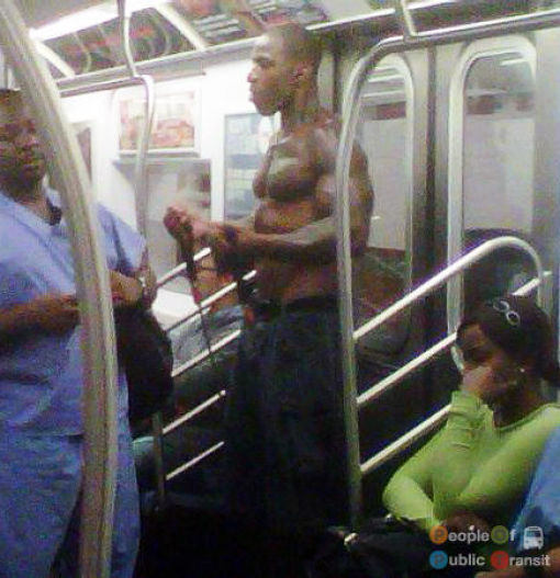 People in Subway. Part III (101 pics)