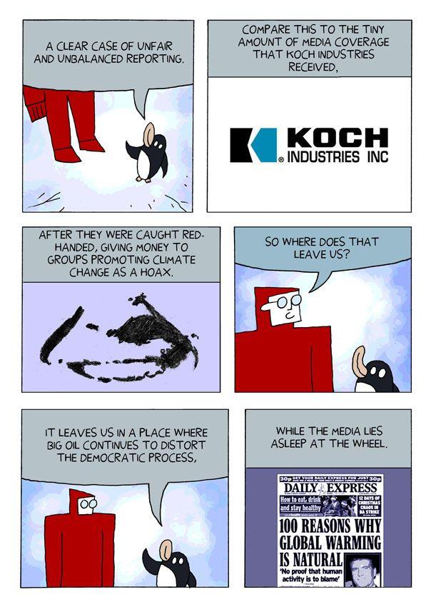 Climate Change Skeptic Comic (18 pics)