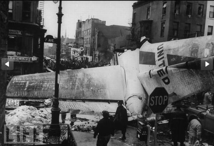 1960 New York Air Disaster (15 pics)