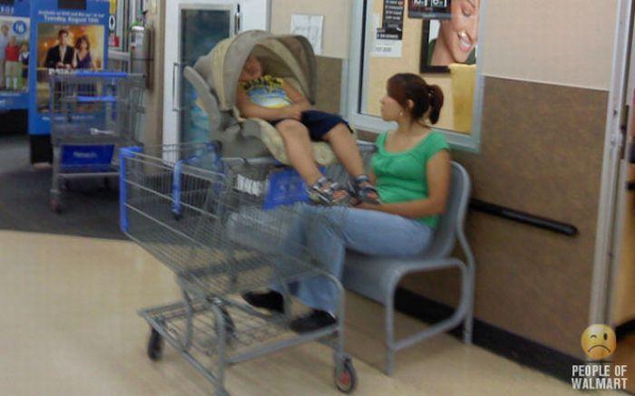 People of WalMart. Part 8 (73 pics)