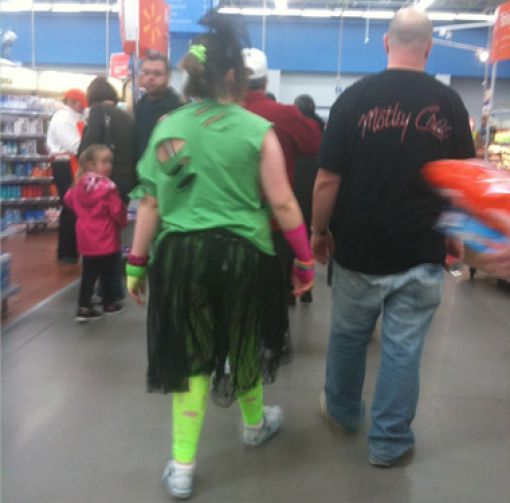 People of WalMart. Part 8 (73 pics)