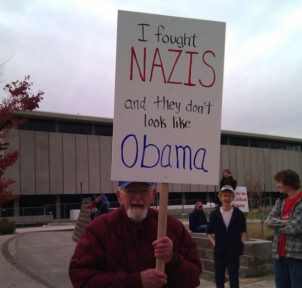 Smart and Creative Protest Signs (70 pics)