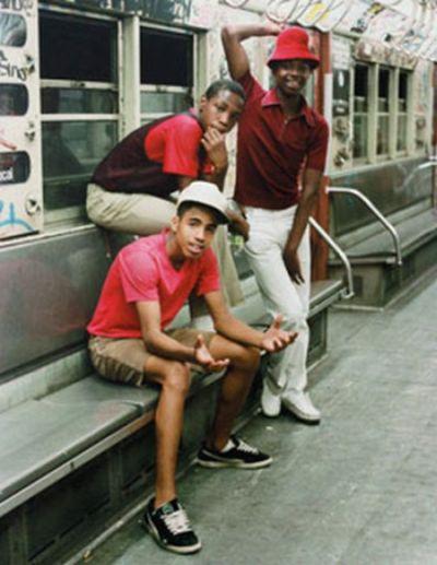 Los Subtes De New York En Los '80