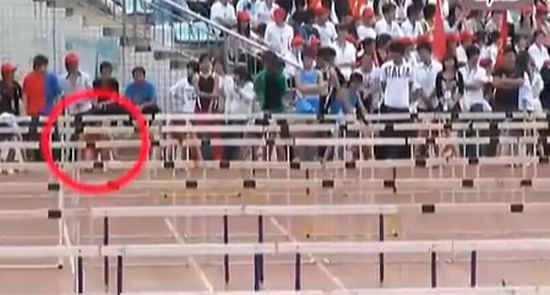 Epic Hurdles Fail