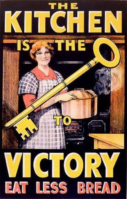 Weird Propaganda Posters (24 pics)