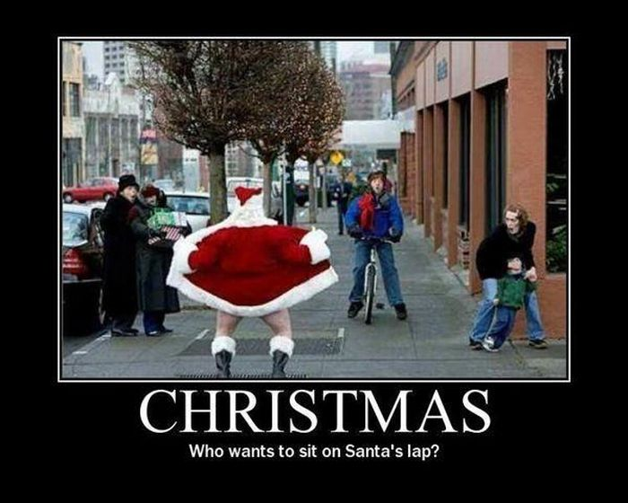 Christmas Inspired Demotivational Posters (25 pics)
