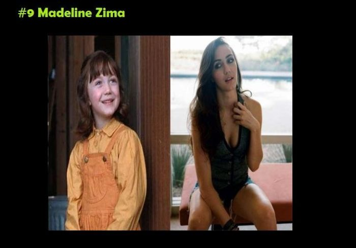 Top 10 Female Child Stars Who Became Hotties (10 pics)