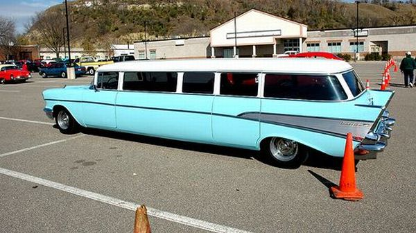 Stretched Cars (41 pics)