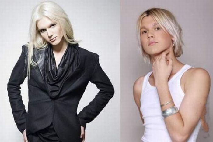 Their Gender Is Undefined (16 pics)