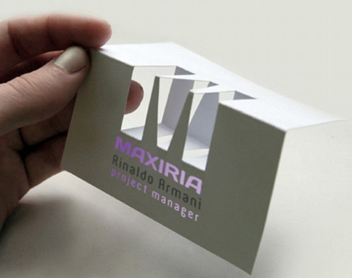 Very creative business cards 69 pics reheart Gallery