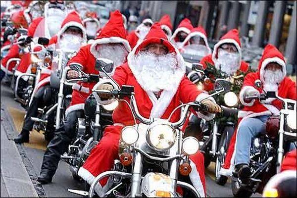 Bad Santas (48 pics)