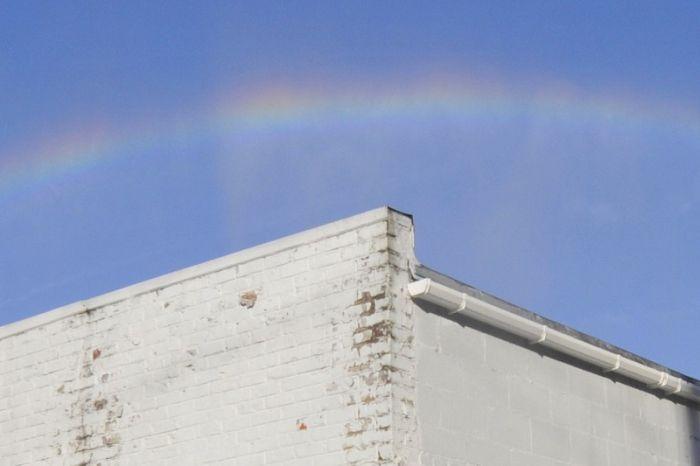 How to Create a Rainbow (12 pics)