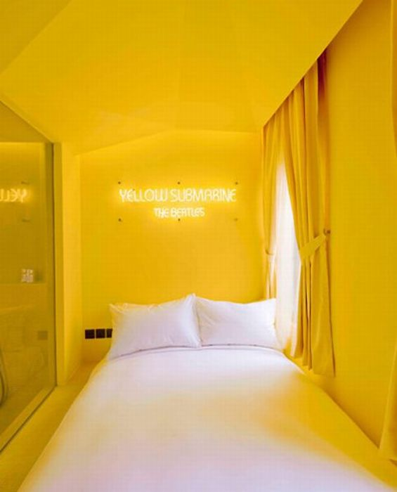Design-Driven Hotel in Singapore (30 pics)