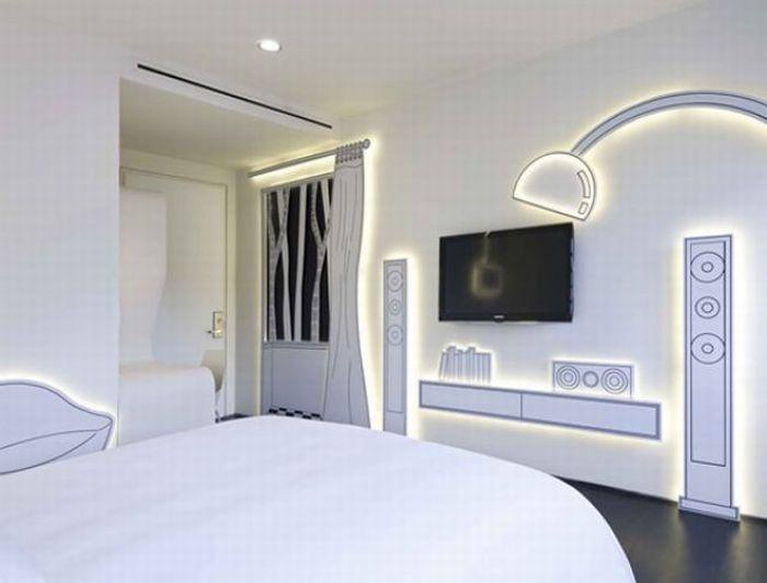 Design-Driven Hotel in Singapore (30 pics)
