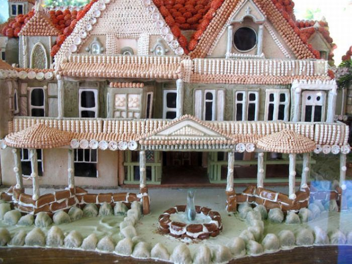 Great Gingerbread Houses (20 pics)