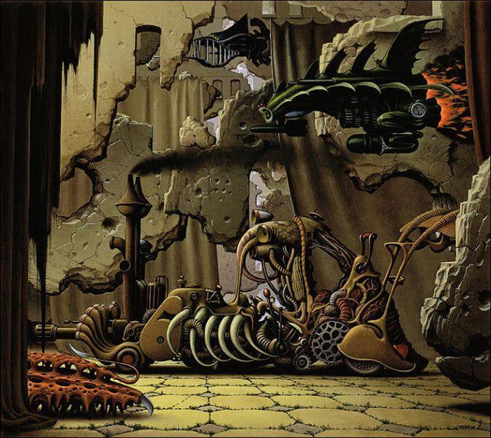 Stunning Cartoon Worlds (80 pics)