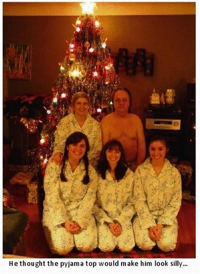 The Most Awkward Family Holiday Photos (20 pics)