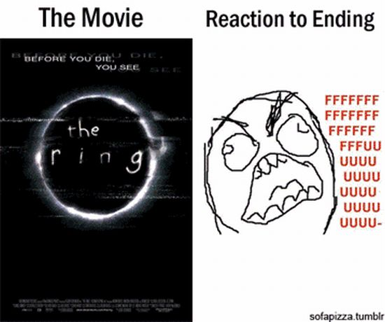 The Movie and Reaction to the Ending (20 pics)