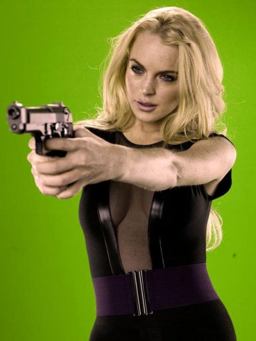 "Actresses from the Movie ""Machete"" (13 pics)"