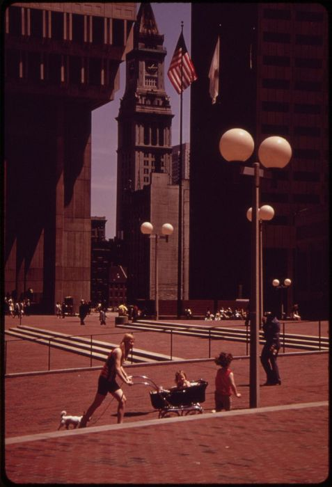 Boston in the 1970s (74 pics)