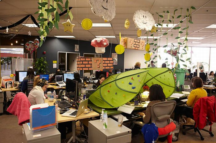 Inside Facebook Offices (46 pics)