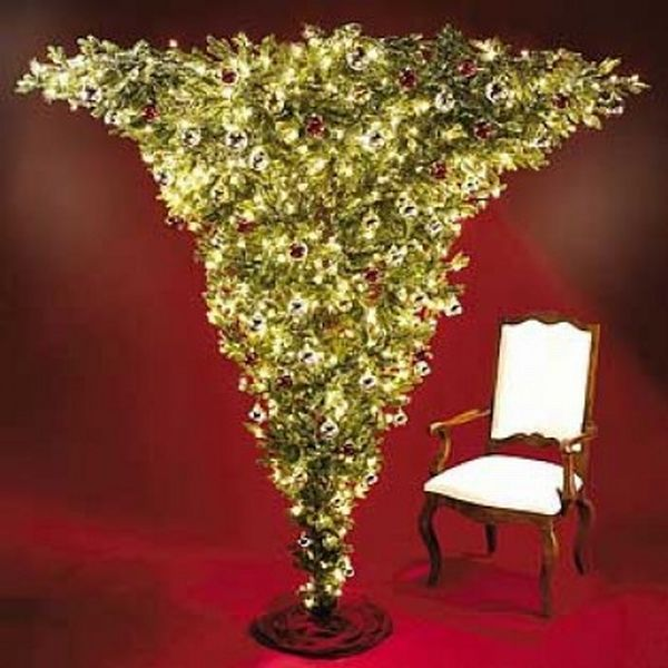 Unusual Christmas Trees  25 pics rx64EKro