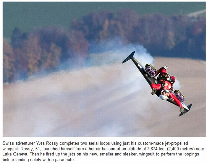 The Most Spectacular Crashes and Stunts of 2010 (30 pics)