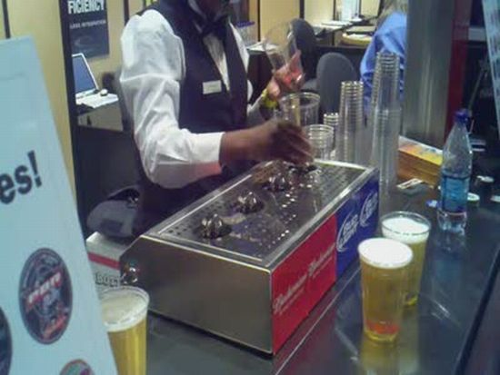 Ultimate Beer Dispenser