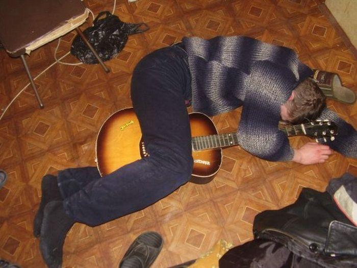 Drunk Russians (45 pics)