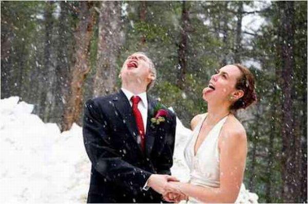 Funny Wedding Photos (31 pics)