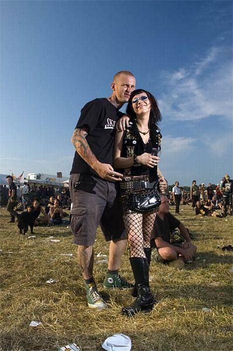 Punk Girls (125 pics)