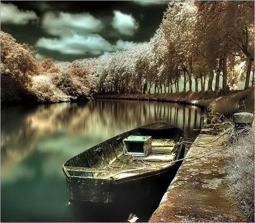 Hermosos paisajes en infrarrojo [Megapost]