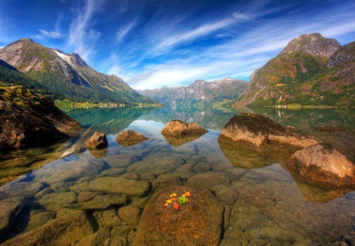 Beautiful Landscapes (24 pics)