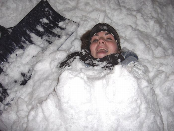 Snow Boobs (40 pics)