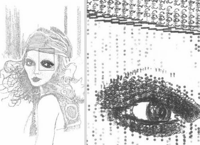 Amazing Typewriter Art (16 pics)