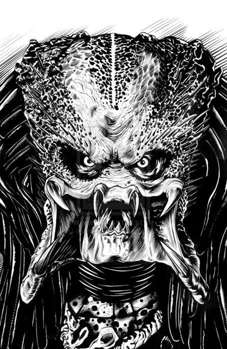 Stunning Predator Fan Art (23 pics)