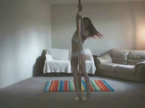 Awesome Pole Dancing
