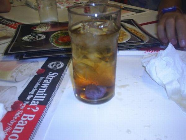 Disgusting Looking Drinks (25 pics)