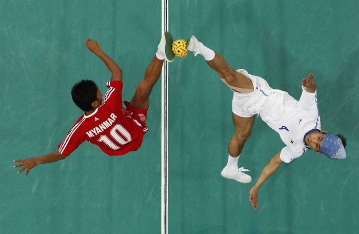 The Best Sport Photos of 2010 (107 pics)