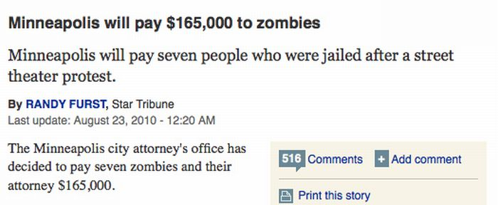 The Funniest Headlines Of 2010 (50 pics)