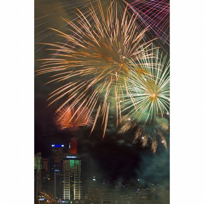 New Year Celebrations around the World (21 pics)