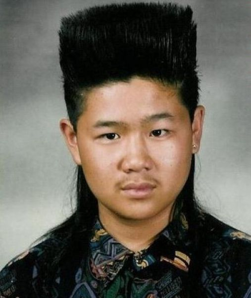 The Greatest Mullets Ever (20 pics)